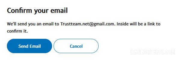 Xác minh Email