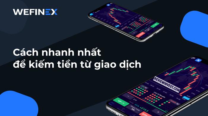 Wefinex là gì?