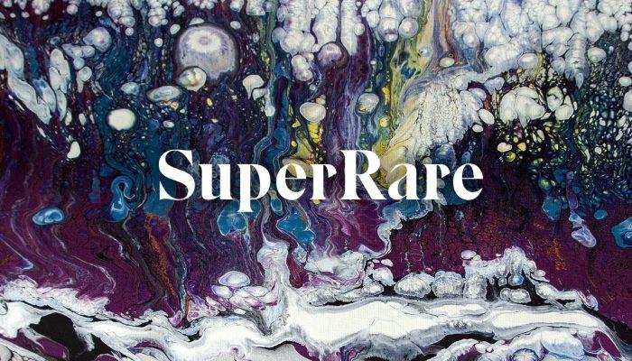 SuperRare là thị trường nghệ thuật