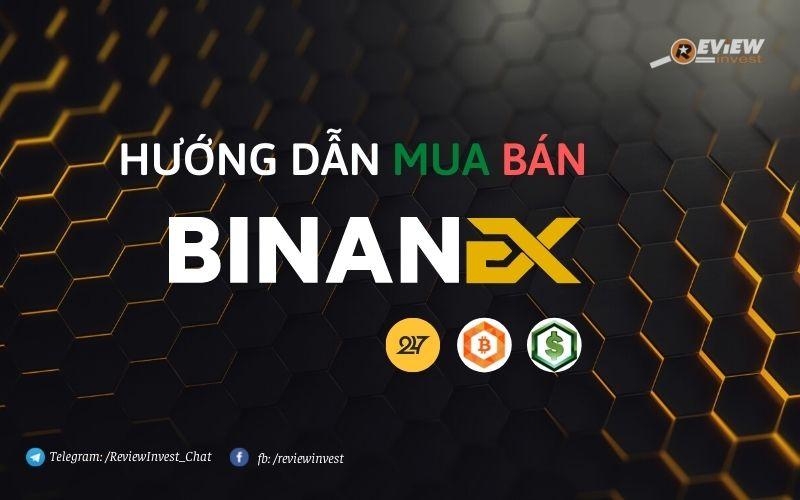 Mua bán Binanex