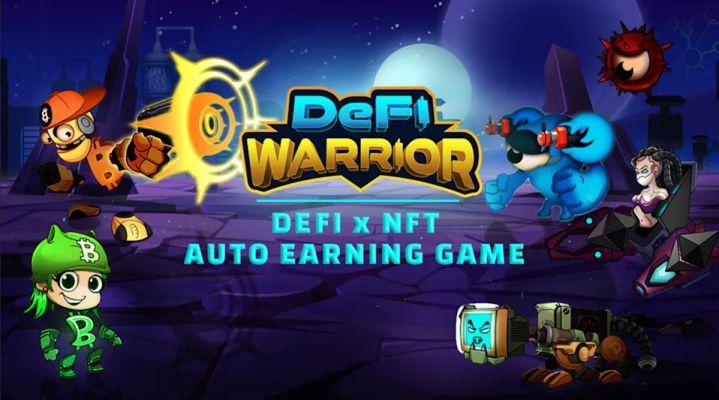 DeFi Warrior là gì