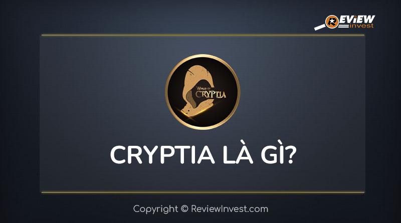 Game Cryptia là gì
