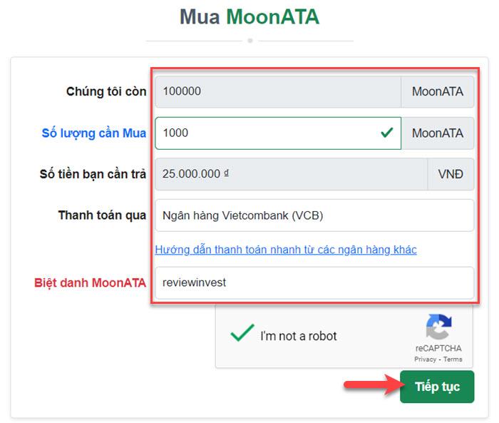 Mua MoonATA trên Muabancoin.io