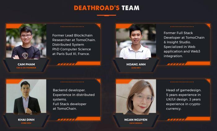 Team phát triển dự án