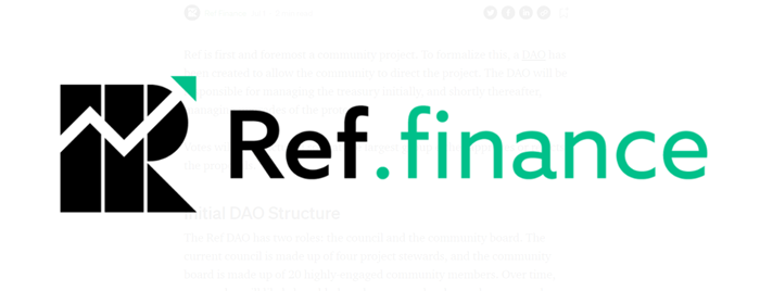Ref.finance