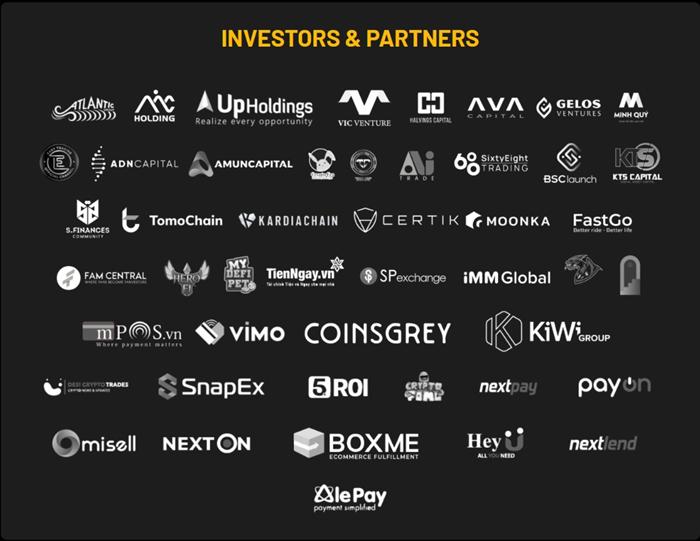 Đối tác và Nhà đầu tư