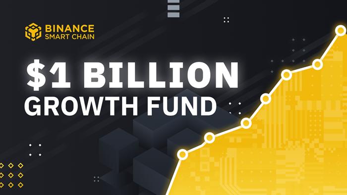 Quỹ đầu tư 1 tỷ USDT vào Binance Smart Chain