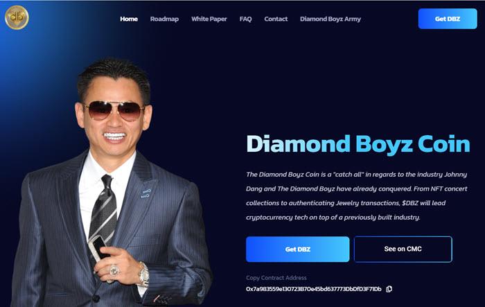 Diamond Boyz Coin là gì?