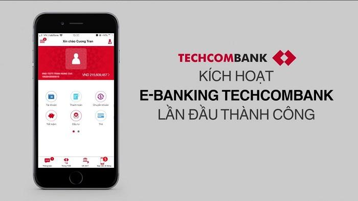Hướng dẫn đăng ký và sử dụng Internet Banking Techcombank trực tuyến